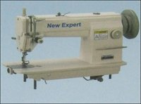 High Speed Large Hook Heavy Duty Single Needle Lock Stitch Sewing Machine