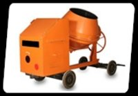 Concrete Mixer (Hand Feed)