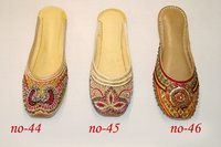 Indian Traditional Footwear