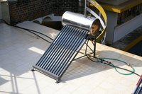 10000 LPD Solar Water Heater