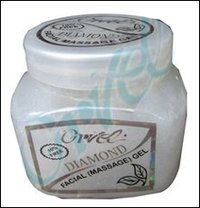 Diamond Facial Massage Gel