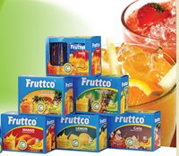 Fruttco - Instant Powder Juice
