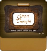 Great Thoughts Calendar