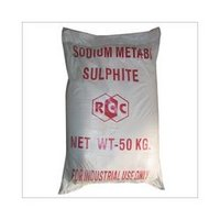 Sodium Metabi Sulphite