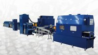 Finishing Line (Grinder+Paint Line) Brake Pad Machine