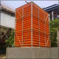Frp Fan Less Cooling Tower
