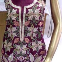 Designer Embroidered Ladies Suit