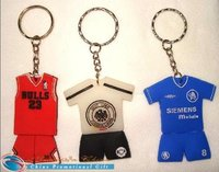 Promotion Rubber Key Chain