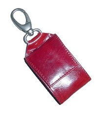 Designer Leather Key Holder