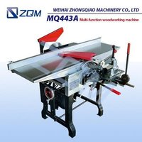 Versatile Woodworking Machine/Mq443a