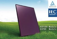 100w Thin Film Amorphous Silicon Solar Panel