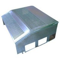 Sheet Metal Enclosures For Electrical Equipments