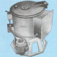 Electrically Heated Centrifugal Dryer