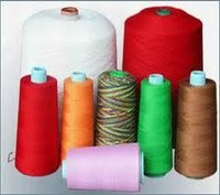 Polyester Spun Yarn Virgin And Recycled