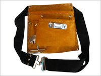 Leather Apron With Hammer Holder Steel