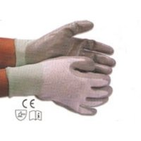 Nylon Gloves with NBR coating on Palm