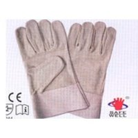 Five Finger All Split Welding Gloves