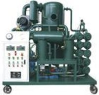 Double-Stage Vacuum Insulation Oil Purifier