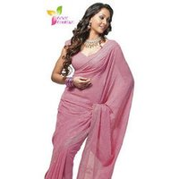Light Embroidered Saree