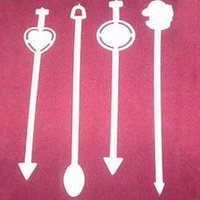 Plastic And Disposable Shaker And Stirrer
