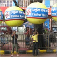 Promotional Air Filled Pole Balloons
