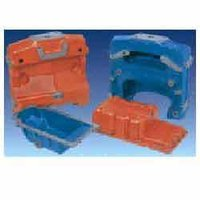 Heavy Casting Support Front Axle And Oil Sumps