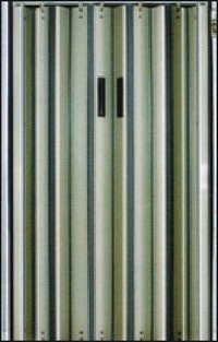 Imperforated Elevator Doors