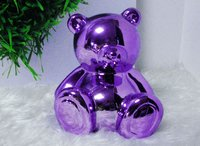 Ceramic Bear Money Box