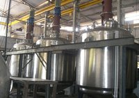 Jacketed / Insulation / Ss Cladded Reactors