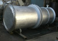 150 M. Sq. Capacity Heat Exchanger