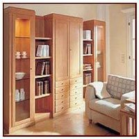 Wooden Books Racks