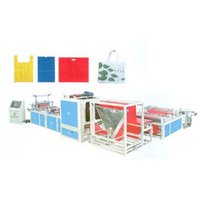 Full Automatic Non Woven Fabrics Bag Making Machine