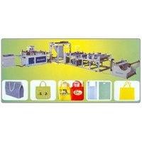 Non Woven Automatic Ultrasonic Bag Making Machine
