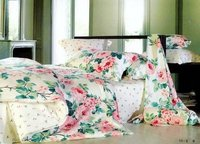 Printed Fabric Bedding Sets