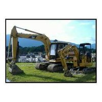 Excavators Hire Services