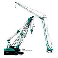 Crawler Cranes Hire Service