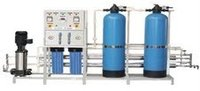Water Treatment Reverse Osmosis Ro Plant (Pure-1000 Ltr./Hour)
