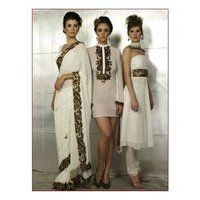 Ladies Sarees and Fusion