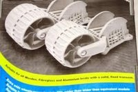 Trolley Wheels Gear