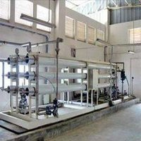 RO (Reverse Osmosis) Plant