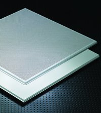 Lay-In Square Aluminium Ceiling