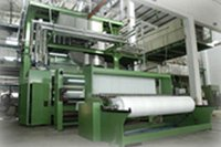 Automatic Non Woven Fabric Making Plant