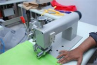 Non Woven Fabric Sewing Machine