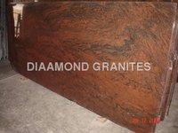 Diamond Red Granite