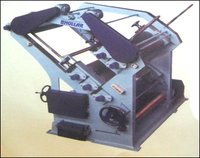Double Profile Single Face Corrgugation Machine