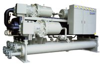 Water Chiller of Cooling System With Screw Type (NWS-180WACS)