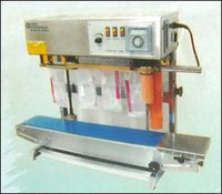 Industrial Continuous Pouch Sealer Machine