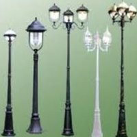 Cast Iron Poles