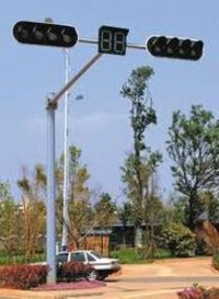 Traffic Signal Poles