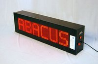 Alphanumaric Dot Matrix Display